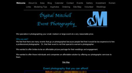 Digital Mitchell Event Photography