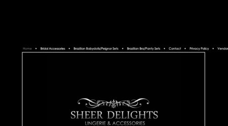 Sheer Delights Lingerie and Accessories