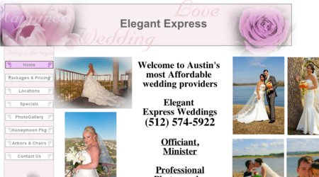 Elegant Express Weddings