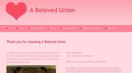 A Beloved Union
