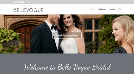 Belle Vogue Bridal
