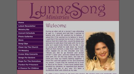 LynneSong Ministries