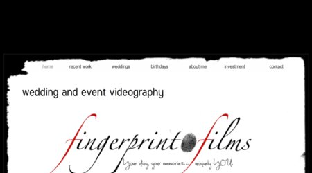 Fingerprint Films