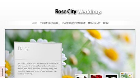 Rose City Weddings