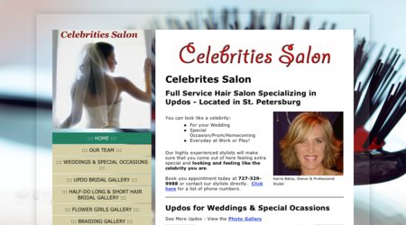 Celebrities Salon