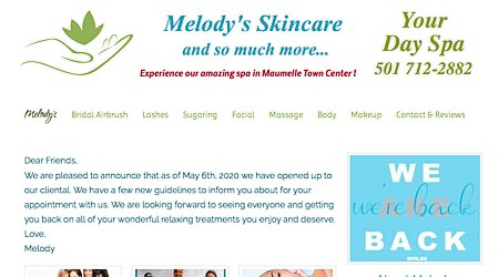 Melody's Skincare