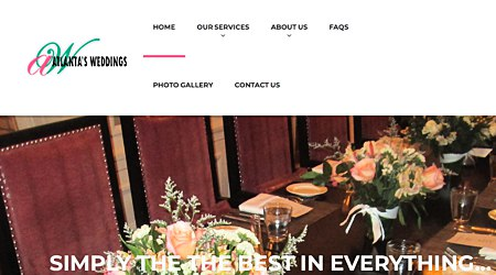 Atlantas Weddings - Wedding Officiants