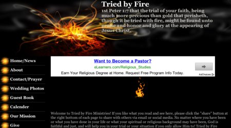 Tried by Fire Ministries