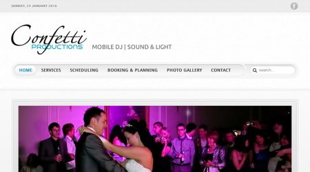 Confetti Productions
