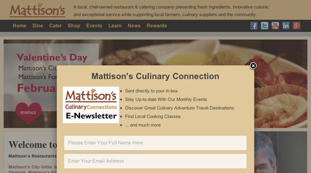 Mattison's Culinary Group