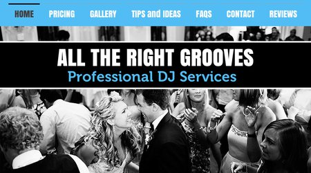 All The Right Grooves DJ Service