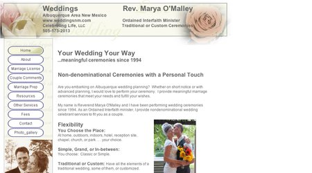 Celebrating Life, LLC/Rev. Marya OMalley