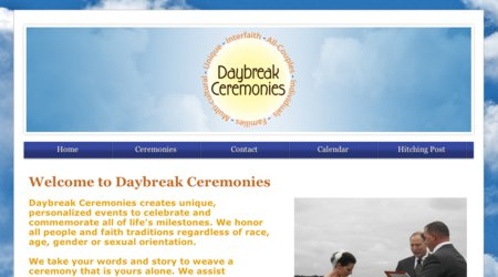 Daybreak Ceremonies