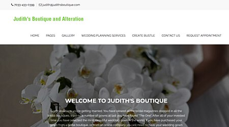 Judith's Boutique and Alteration