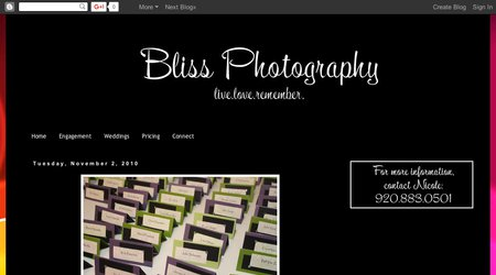 Bliss Photography