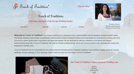 Touch of Tradition