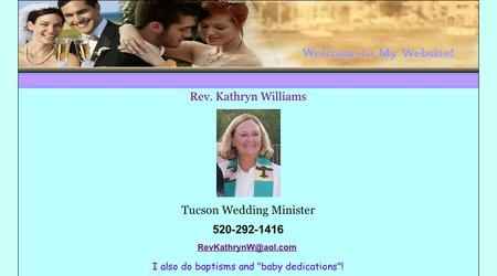 Wedding Officiant Tucson Arizona Mini Bridal