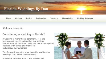 Florida Weddings By Dan