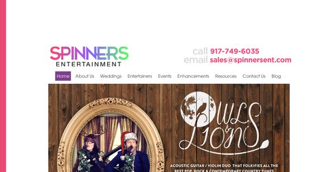 Spinners Entertainment