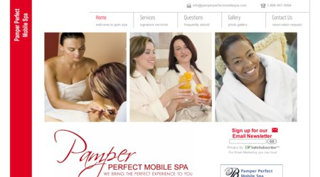 Pamper Perfect Mobile Spa