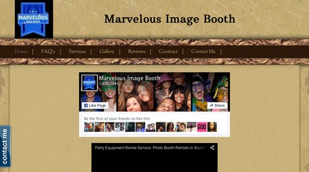 Marvelous Image Booth