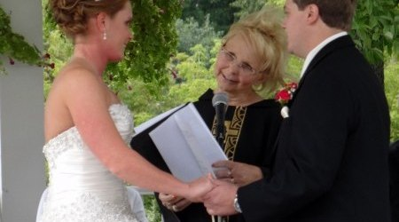 Rev. Jewel Olson (Custom Officiant Services)
