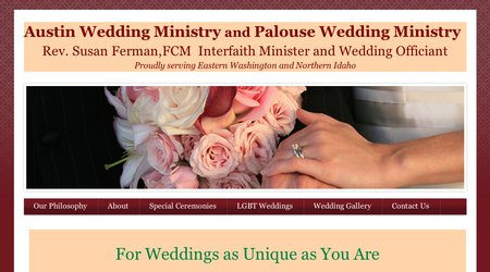 Palouse Weddings