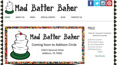 Mad Batter Baker