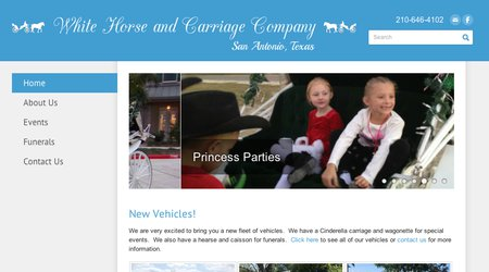 White Horse & Carriage Company