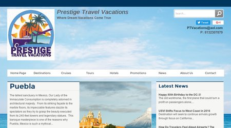 Prestige Travel Vacations