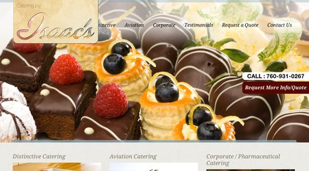 Isaac's Distinctive Catering