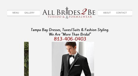 All Brides 2 Be & Formalwear