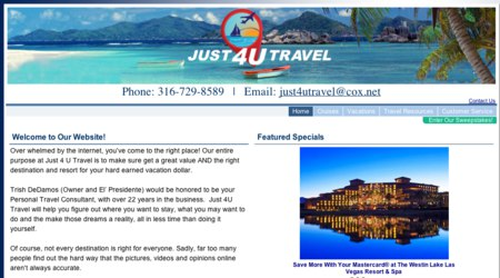 Just 4U Travel