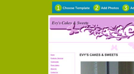 Evy's Cakes & Sweets