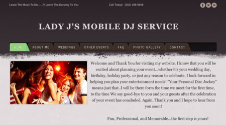 Lady J Mobile DJ Service
