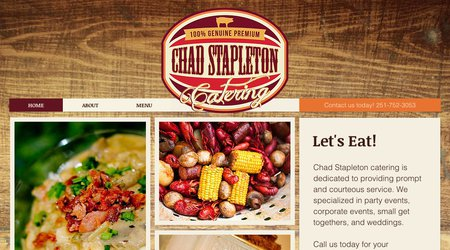 Chad Stapleton Catering