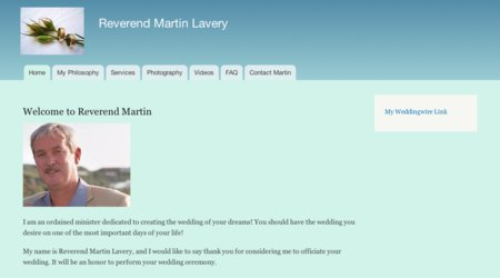 Martin's Custom Ceremonies