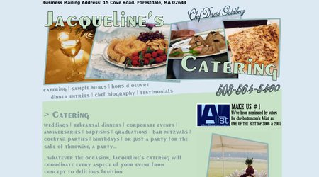 Jacqueline's Catering