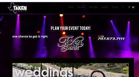 Taken Events & DeeJay Service