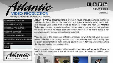 Atlantic Video Production