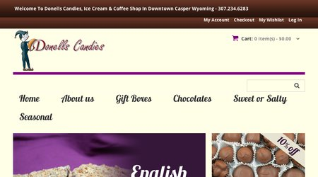 Donell's Candies