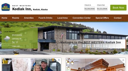 Kodiak Inn Best Western