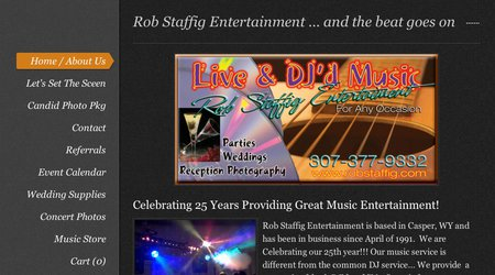Rob Staffig Entertainment