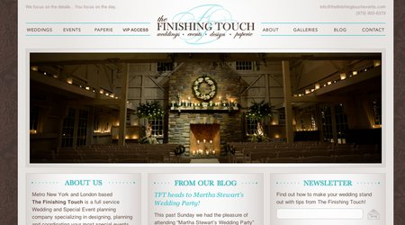 The Finishing Touch Events
