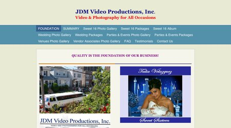 JDM Video Productions