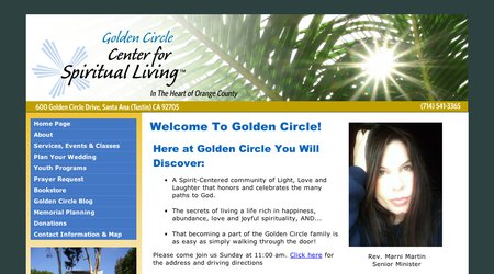 Golden Circle Center for Spiritual Living