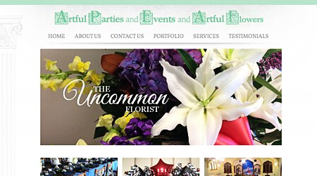 Artful Parties And Events