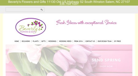 Beverly's of Midway Flowers & Gifts