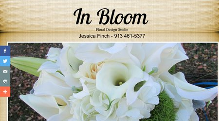 In Bloom Floral Design