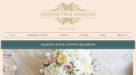 Distinctive Designs by Denice